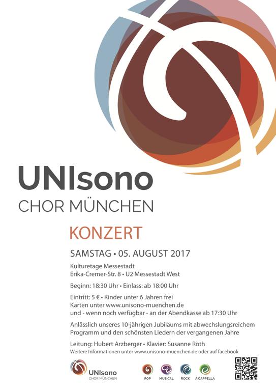 Konzert Sommersemester 2017