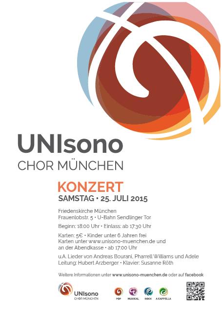 Konzert Sommersemester 2015