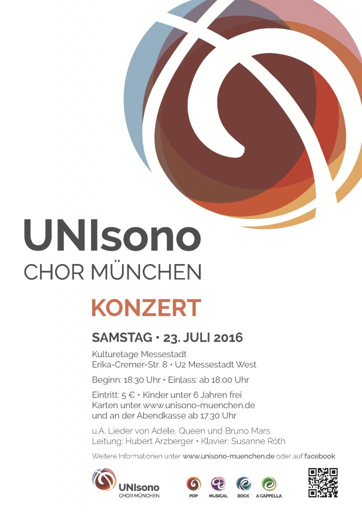 Konzert Sommersemester 2016