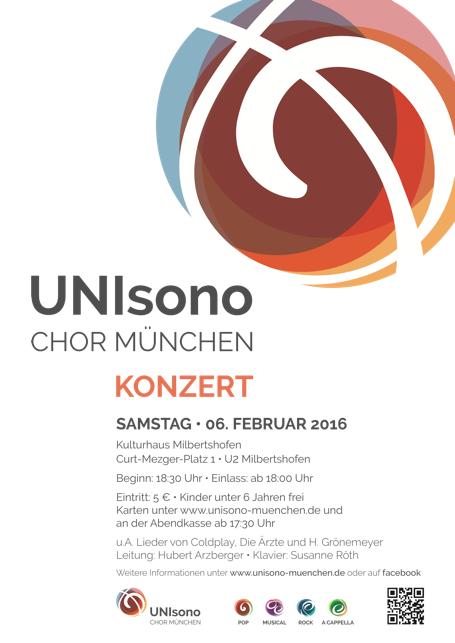Konzert Wintersemester 2015/16