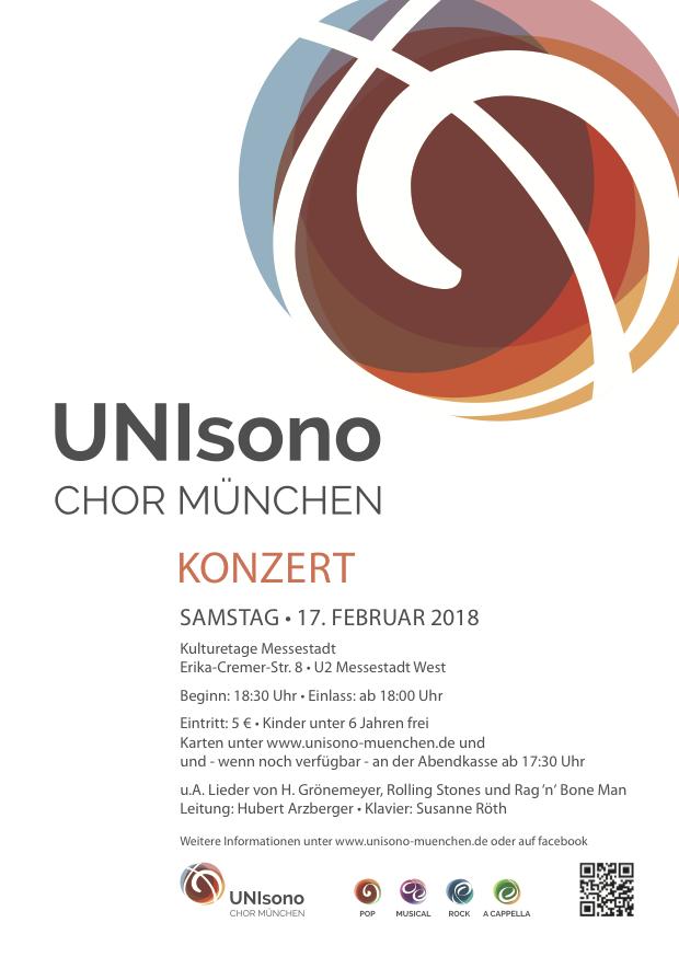 Konzert Wintersemester 2018